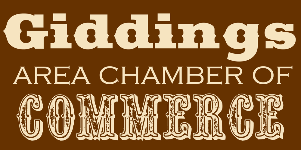 giddings chamber website